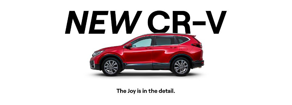 New Honda CR-V 2020